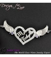 AH00002-天使之心頸鏈