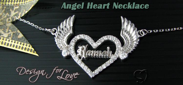 天使之心頸鏈