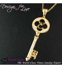 TK00003-愛的鎖匙吊咀