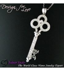 TK00005-愛的鎖匙吊咀