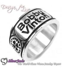 RD00024-凹字名字戒指