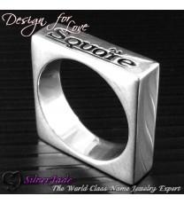 RP00009-多邊形戒指(方形戒指)
