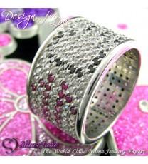 RST00014-鑲石名字戒指