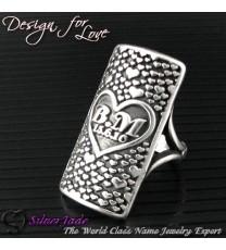 NCRJ00021-紋身戒指