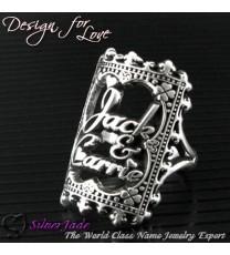 NCRJ00022-紋身戒指